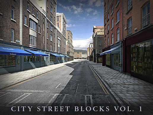 City Street Blocks Vol. 1